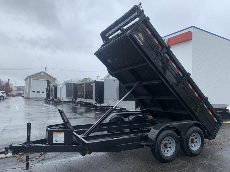 2021 Covered Wagon Trailers CWS6X10TA3 Dump Trailer