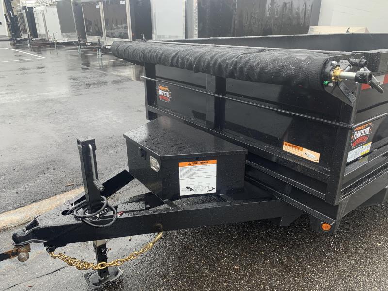 2021 Covered Wagon Trailers CWS6X10TA3 Dump Trailer