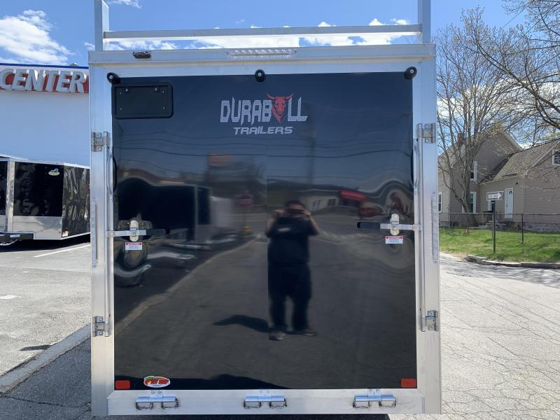 2020 Durabull Trailers DBET 7X14 Enclosed Cargo Trailer