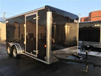 Car Mate 7 x 14 Custom Enclosed Trailer
