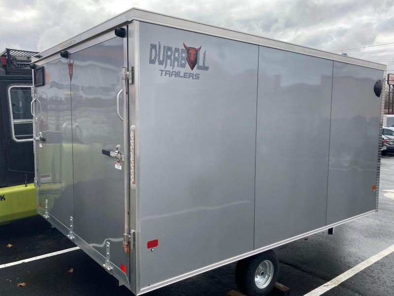2021 Durabull Trailers DBMS 101X12 Snowmobile Trailer