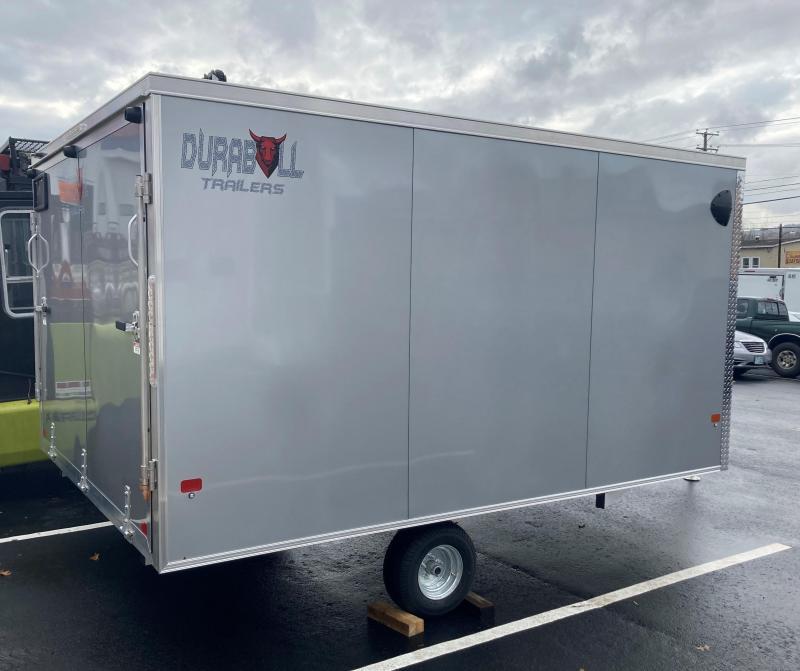 2021 Durabull Trailers DBMS 101X12 Snowmobile Trailer