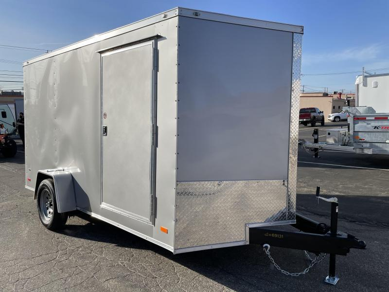 2022 Covered Wagon Trailers CW712SA Enclosed Cargo Trailer