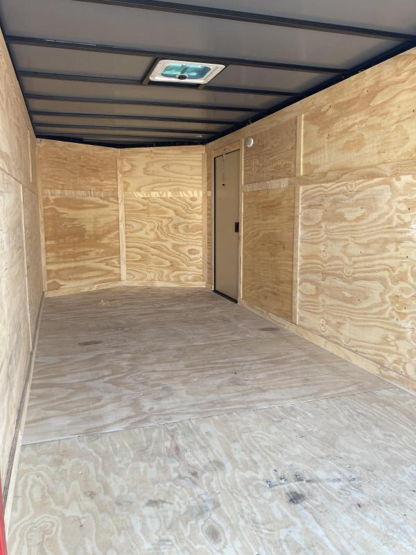 2021 Covered Wagon Trailers CW716TA2 Enclosed Cargo Trailer