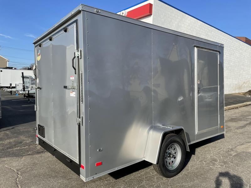 2021 Covered Wagon Trailers CW712SA Enclosed Cargo Trailer