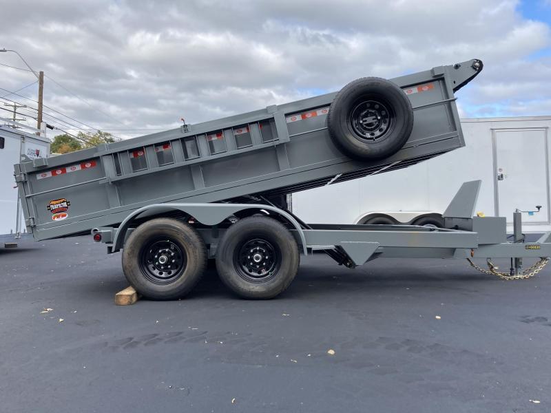 2021 Covered Wagon Trailers CWD7X14TA5 Dump Trailer