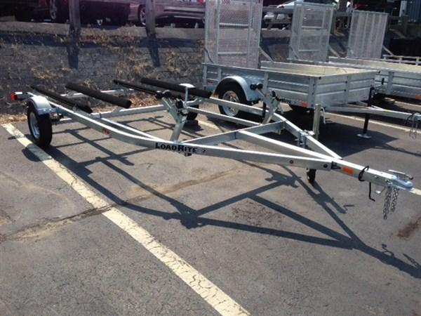 Load Rite Galvanized Double Wide Jetski / Seadoo Trailer