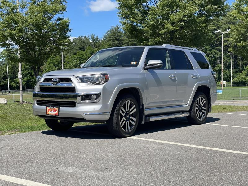 2018 Toyota 4Runner Limited Silver Loaded!!!