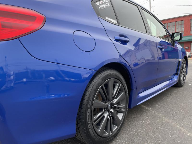 2015 Subaru WRX Sedan Car