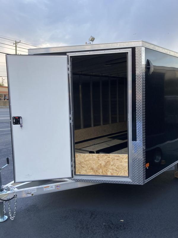 2021 Durabull Trailers Snowmobile Trailer 101X12SA DBMS