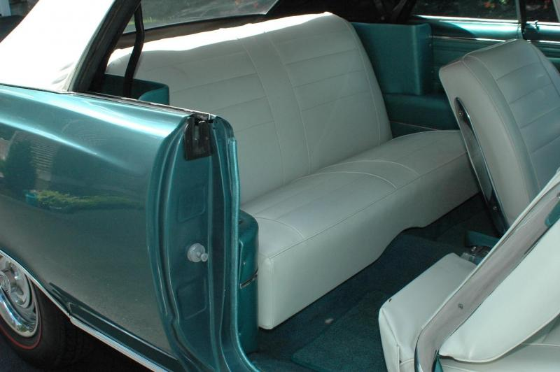1965 Chevrolet Chevelle SS Convertible Car