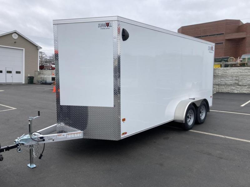 2021 Durabull Trailers DBET7x16 Enclosed Cargo Trailer