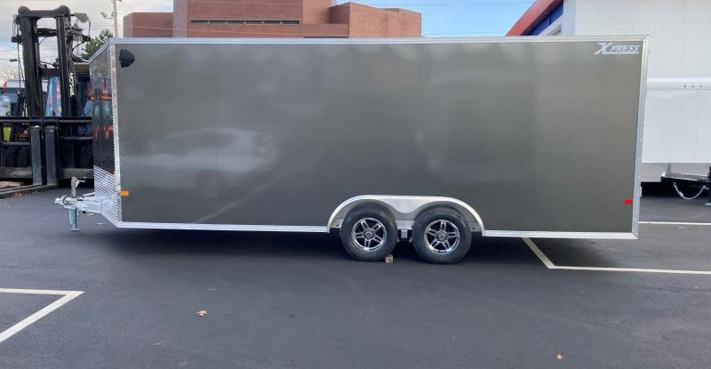High Country 8.5 x 20 Aluminum Car Hauler 7K