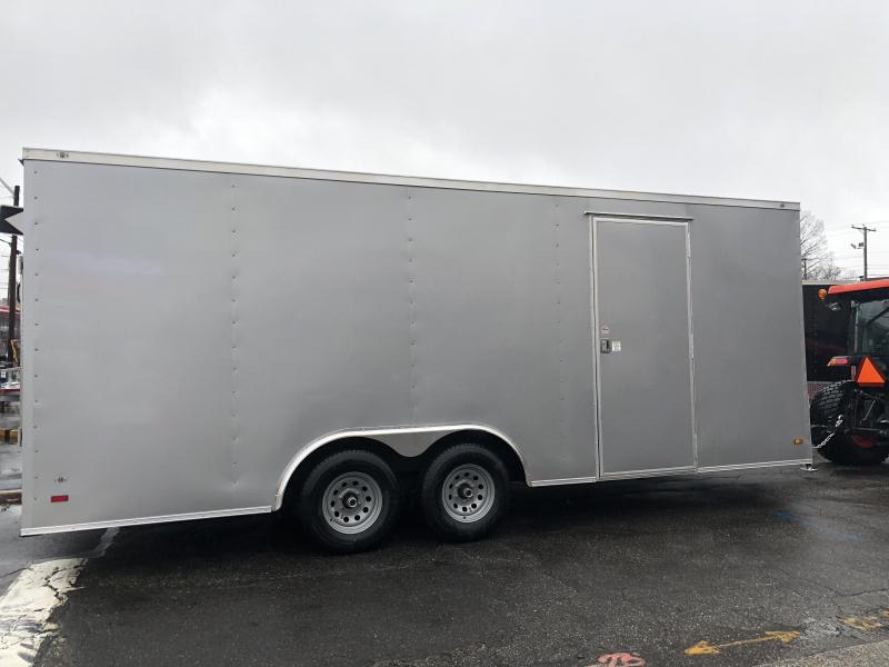 2021 Covered Wagon Trailers CW8520TA3 Car / Racing Trailer