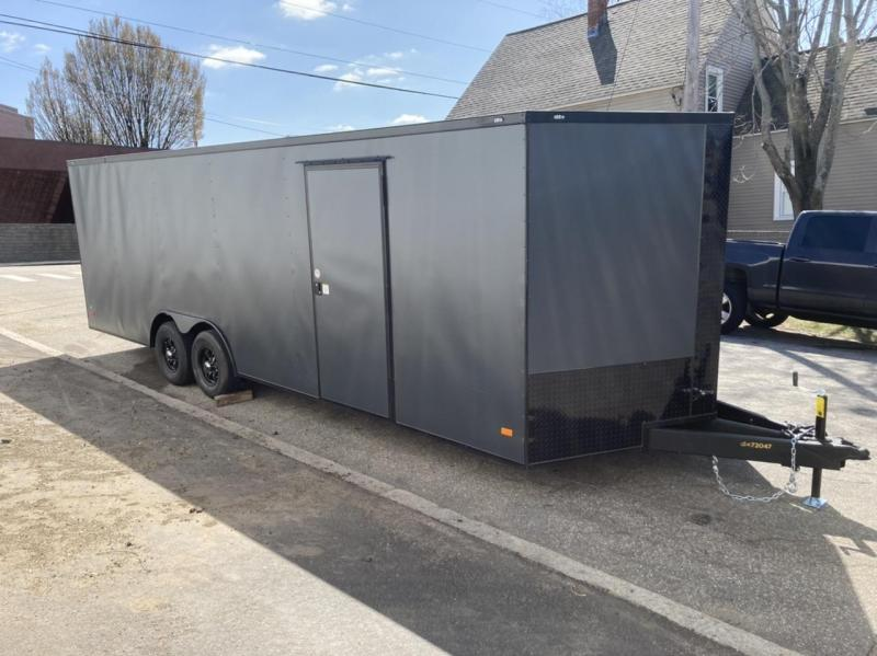 2021 Covered Wagon Trailers CW8.5x24TA3 Car / Racing Trailer