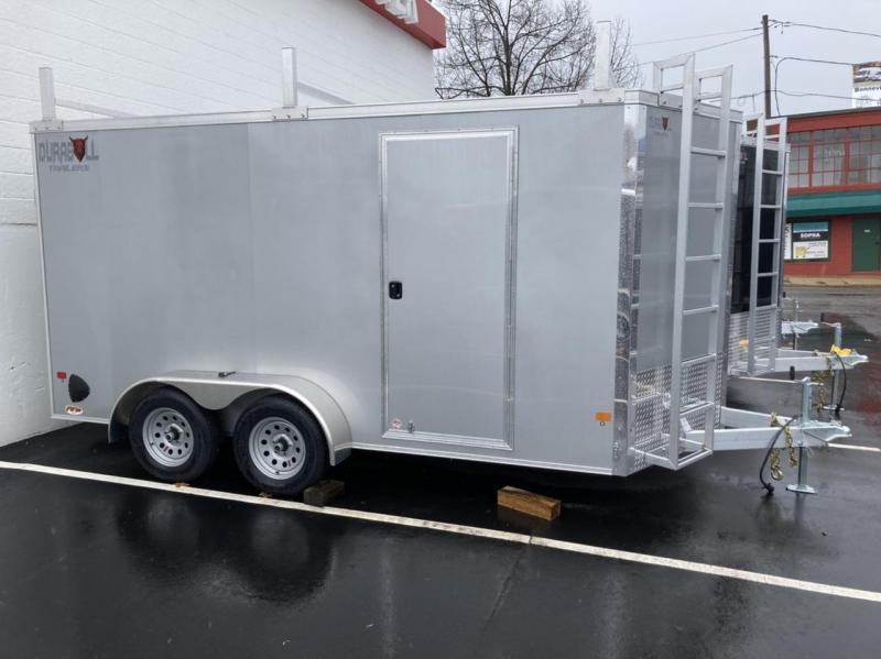 2021 Durabull Trailers Contractor Trailer DBET7x14 Enclosed Cargo Trailer