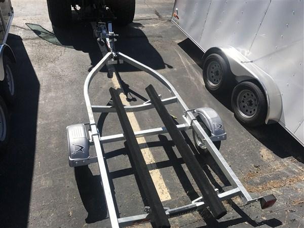 Load Rite Galvanized Single Watercraft Trailer