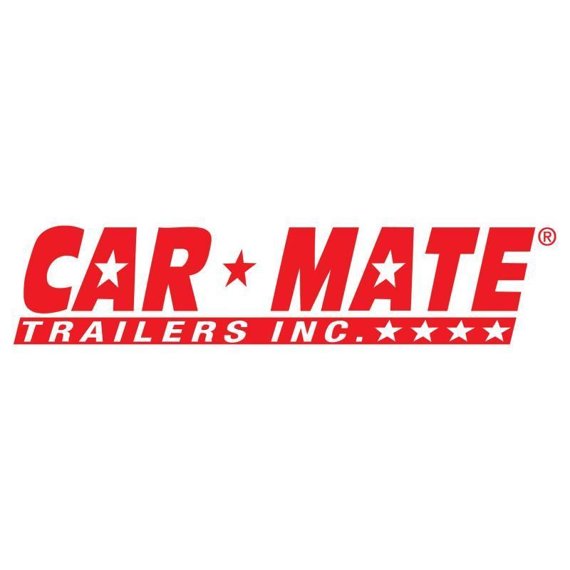 Car Mate 7 x 14 Custom Enclosed Trailer
