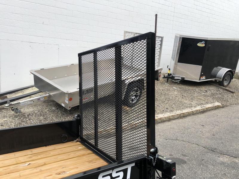 2021 Car Mate Trailers CM510SST-G Utility Trailer