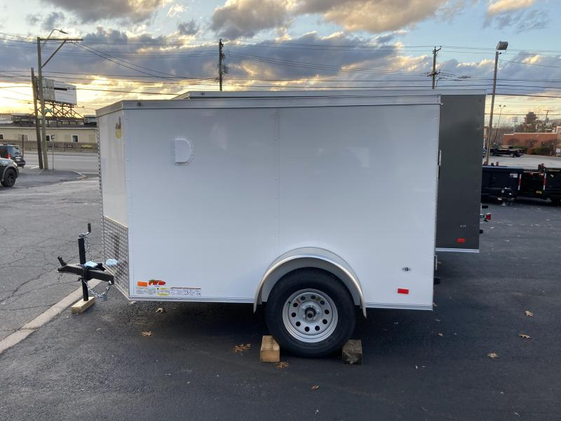 2021 Covered Wagon Trailers CW5X8SA Enclosed Cargo Trailer