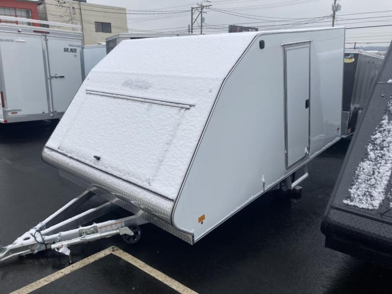 "High Country 101"" x 12' Crossover Snowmobile Trailer"