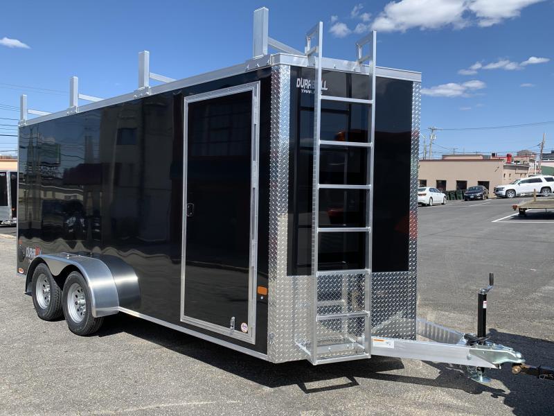 2020 Durabull Trailers DBET 7X16 Enclosed Cargo Trailer