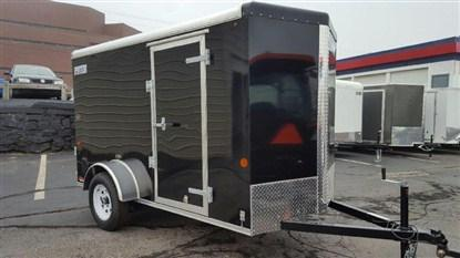 Car Mate Sportster 5 x 10 Enclosed Cargo Trailer