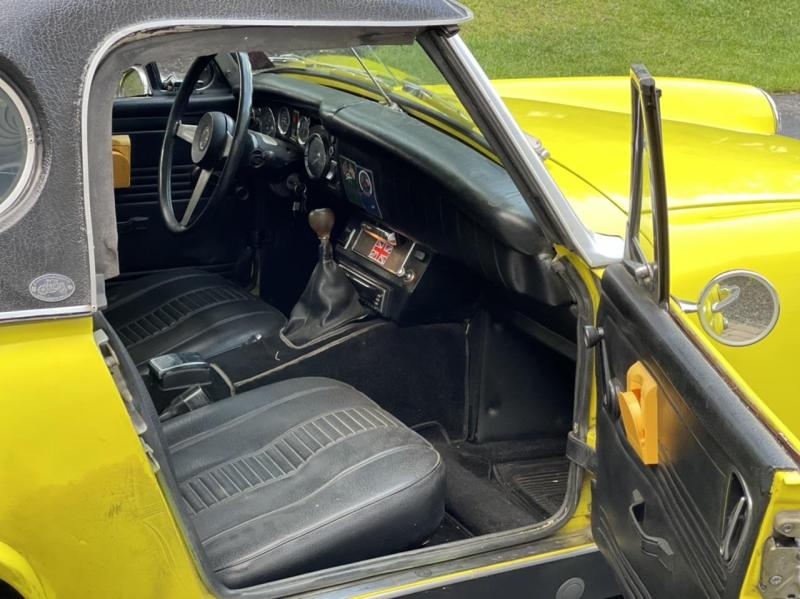 1976 MG MIDGET CONVERTIBLE