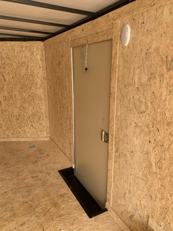 2021 Covered Wagon Trailers CW8520TA2 Enclosed Cargo Trailer