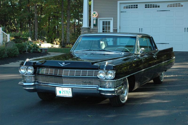 1964 Cadillac Coupe DeVille Survivor Car