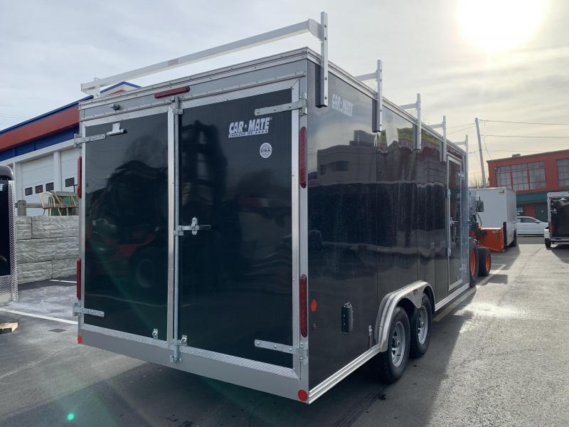 2021 Car Mate Trailers CM818CC-HD Enclosed Cargo Trailer