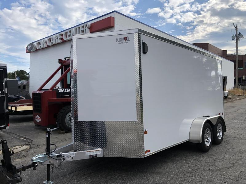 2021 Durabull Trailers DBET7X14 Enclosed Cargo Trailer