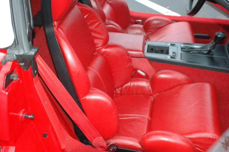 1989 Chevrolet Corvette Convertible Car