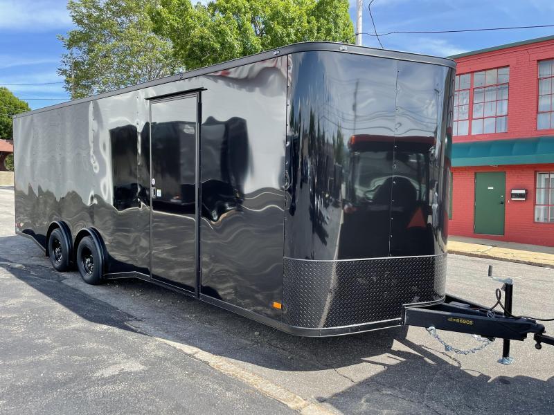 2021 Covered Wagon Trailers CW8524TA3 Car / Racing Trailer