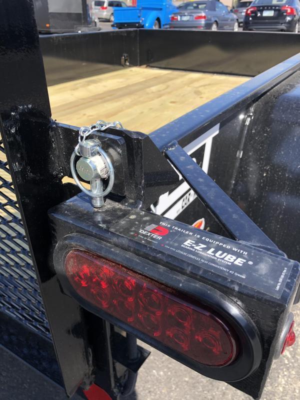 2021 Car Mate Trailers CM508SST Utility Trailer