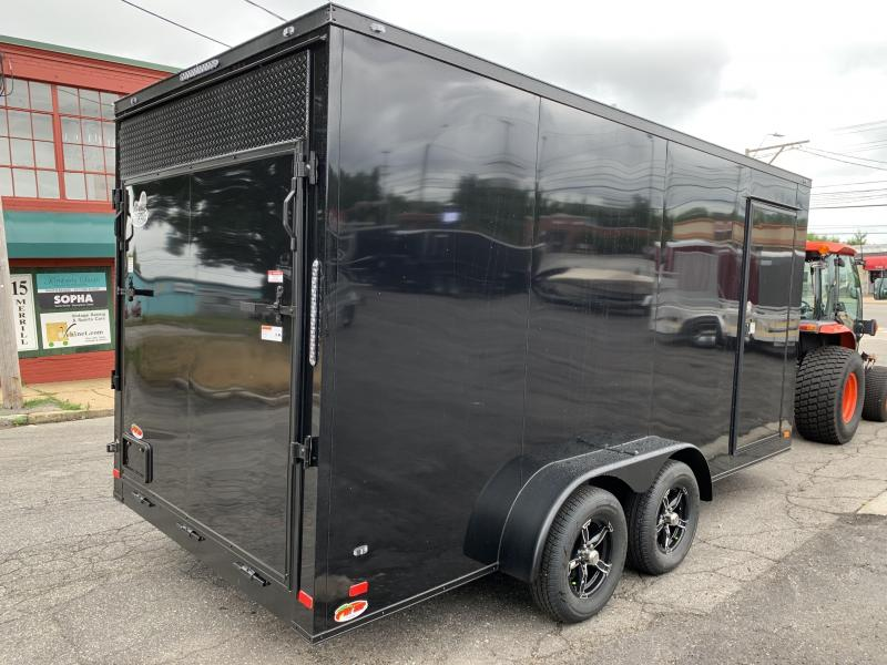 2020 Covered Wagon Trailers CW716TA2 Enclosed Cargo Trailer