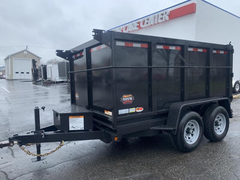 2021 Covered Wagon Trailers CWD6X10TA3 Dump Trailer