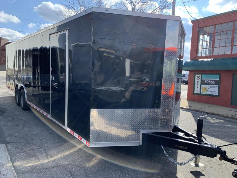 2020 Covered Wagon Trailers CW8528TA5 Car / Racing Trailer