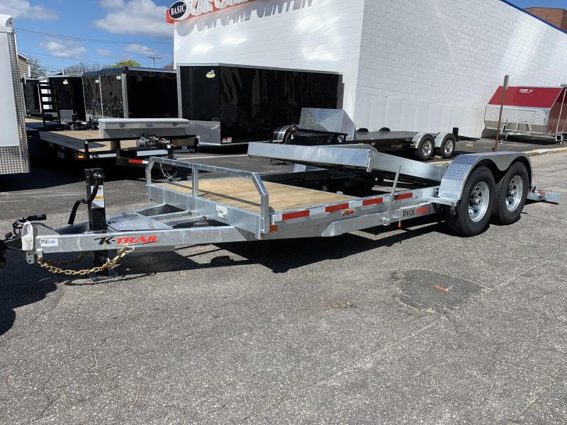 2020 K Trail TI8216+4-14 Equipment Trailer