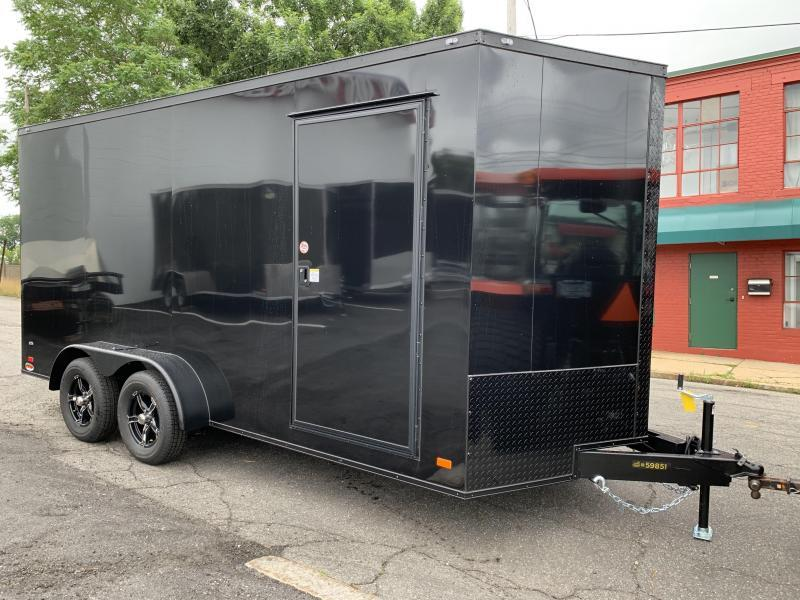 2022 Covered Wagon Trailers CW716TA2 Enclosed Cargo Trailer