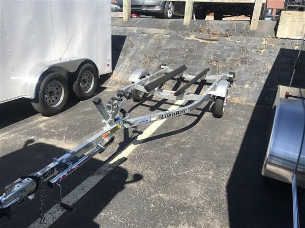 Load Rite Galvanized Single Watercraft Trailer