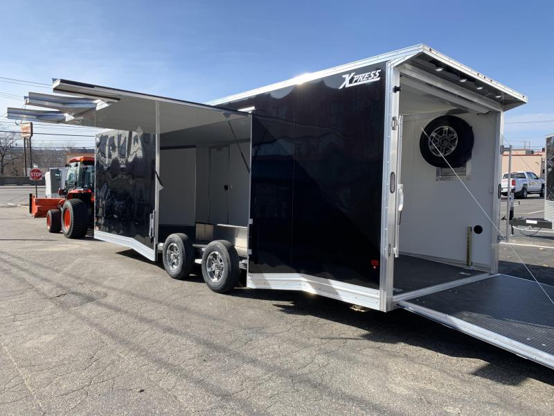 2020 High Country Trailers XPRESS 8.5X24-IF CH Car / Racing Trailer