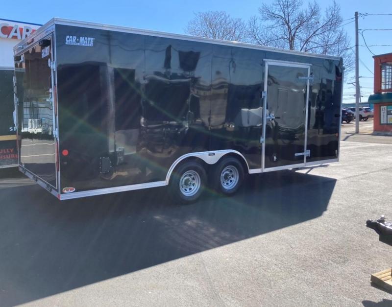 2020 Car Mate Trailers CM820C-CT Enclosed Car Hauler Cargo Trailer