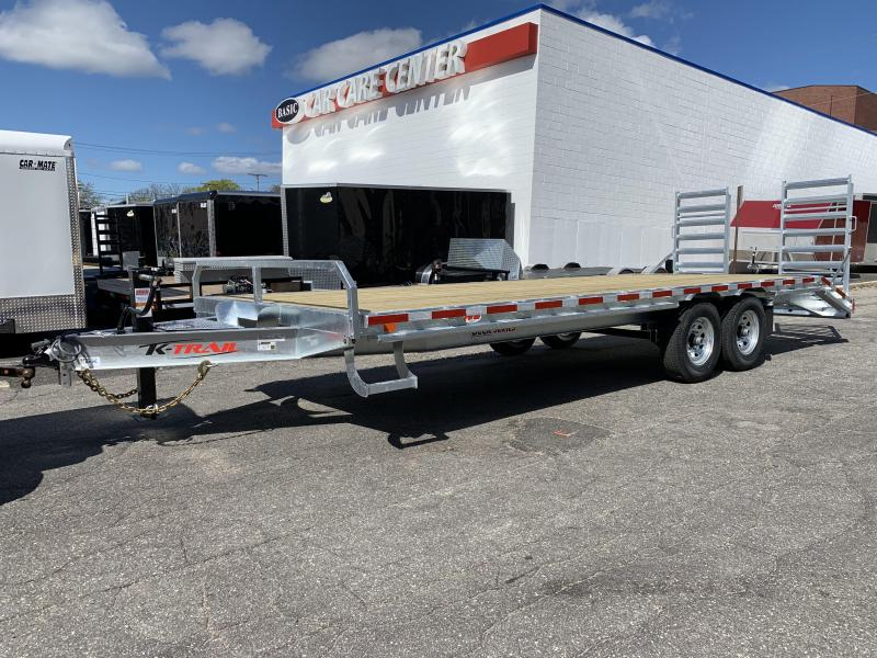 2020 K Trail DKO20+3-14 Equipment Trailer