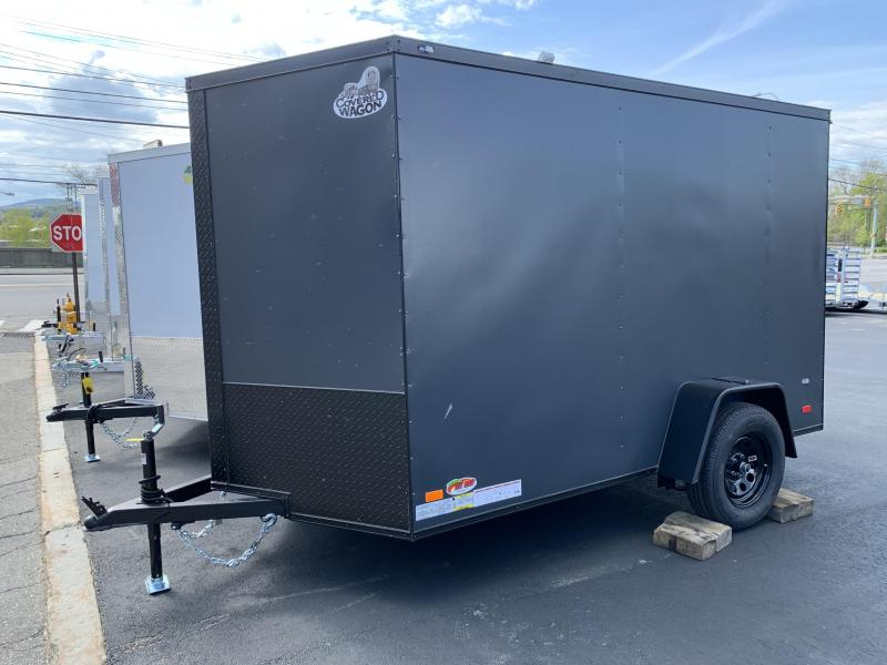 2021 Covered Wagon Trailers CW610SA Enclosed Cargo Trailer