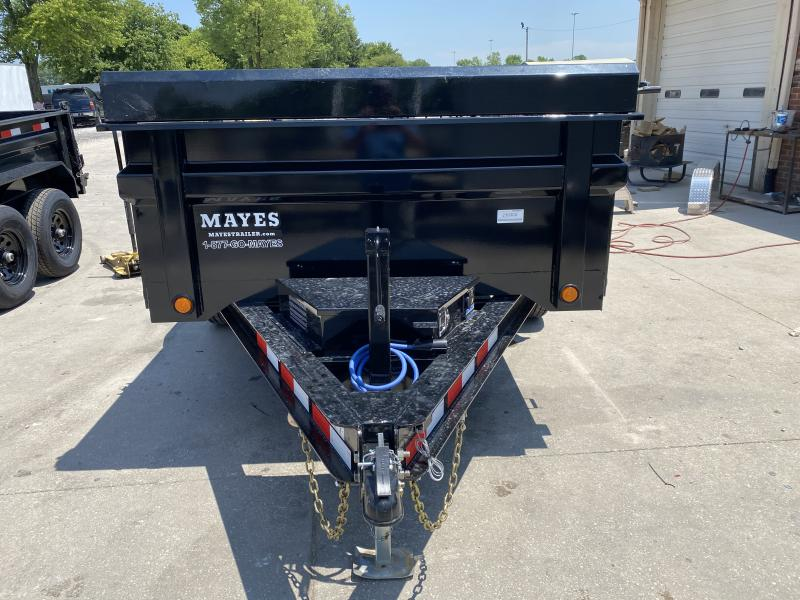 2020 72x12 Load Trail DT12 Dump Trailer - (Tarp Kit)(Split/Spreader Gate)(GVW: 9990)