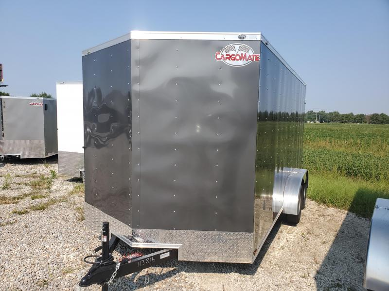 2022 Cargo Mate SSV716TA2 Enclosed Cargo Trailer - 7x16 TA - Double Door - 6 Inch Additional Height - Additional Floor Crossmembers (16 Inch O/C) (GVW:  7000)