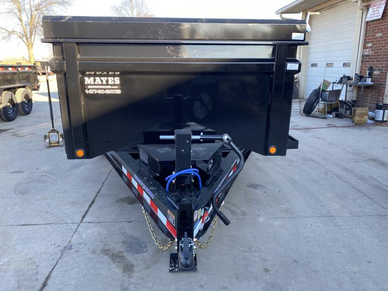 2021 Load Trail DT8314072 Dump Trailer - 83x14 TA Dump - 36 Inch Dump Sides - 2-Way Gate - Slide In Ramps - D-Rings - Scissor Hoist - Spare Tire MOUNT ONLY (GVW:  14000)