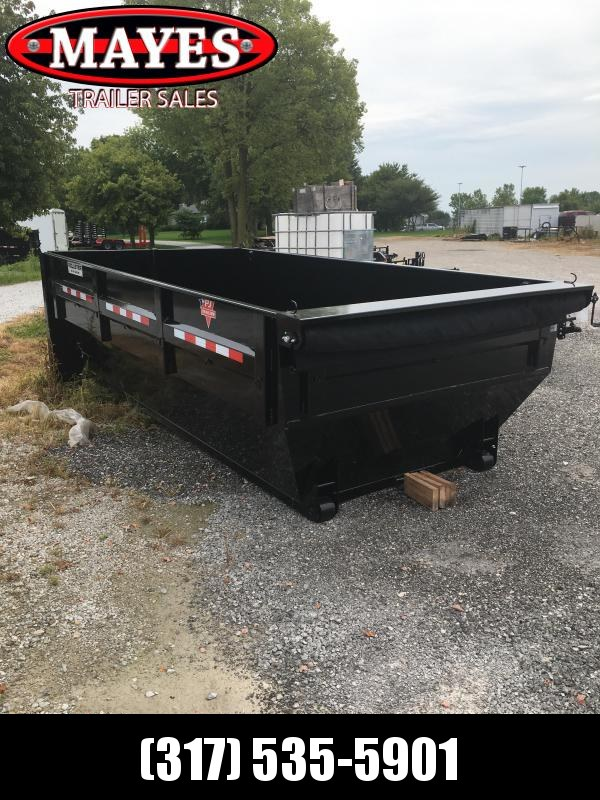 2021 PJ Trailers Roll Off Bin Other Trailer