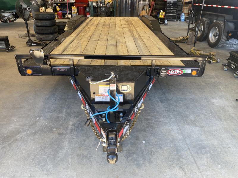 "2022 PJ Trailers 102X22 5"" Channel Buggy Hauler (B5) Car / Racing Trailer"